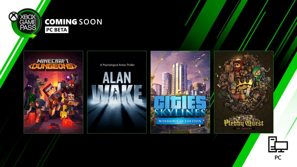 Xbox Game Pass en mayo