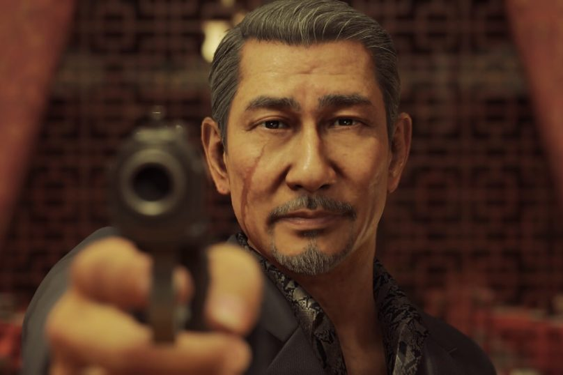 Yakuza Like a Dragon Anuncio 2