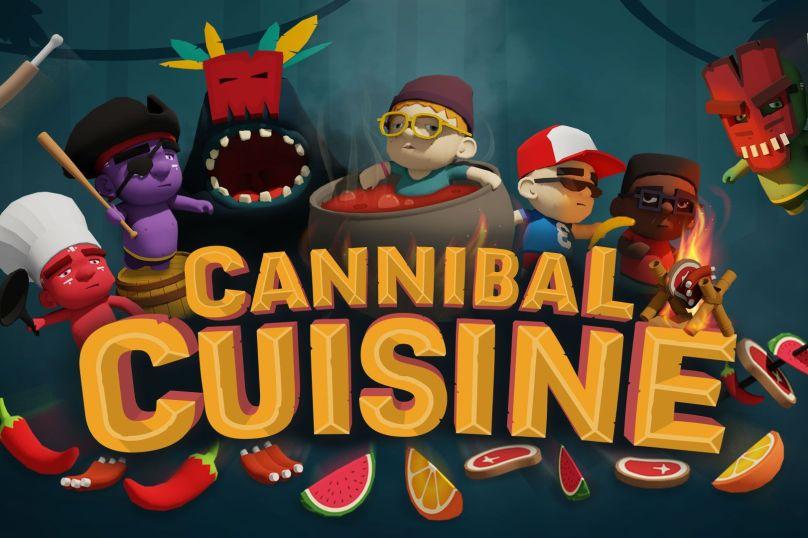 Cannibal Cuisine Logo