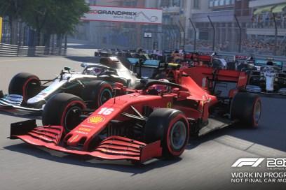 Monaco F1 2020