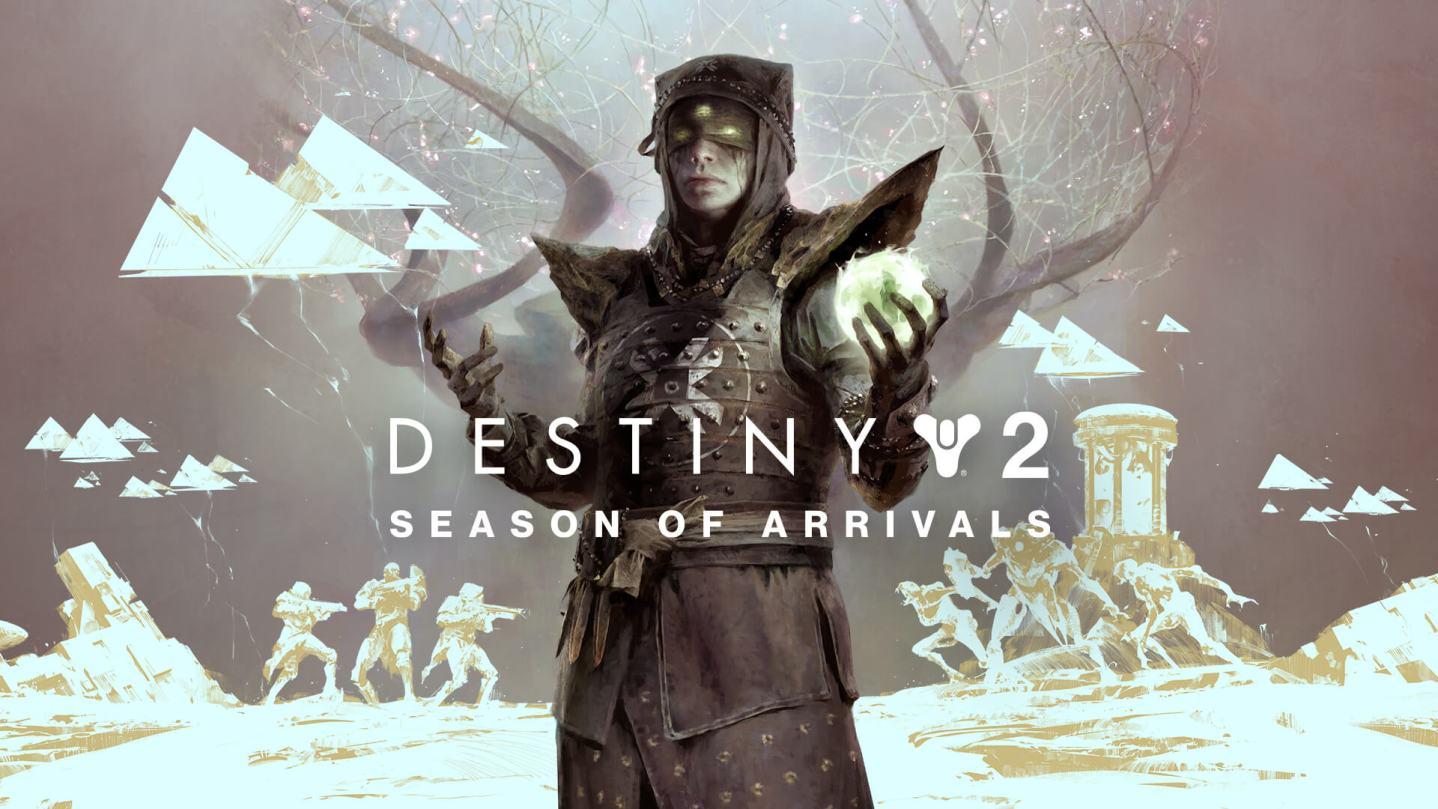 Destiny 2 la Temporada de los Visitantes Art