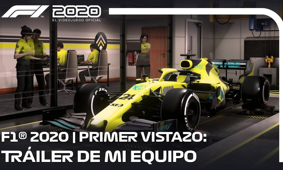 Mi Equipo F1 2020