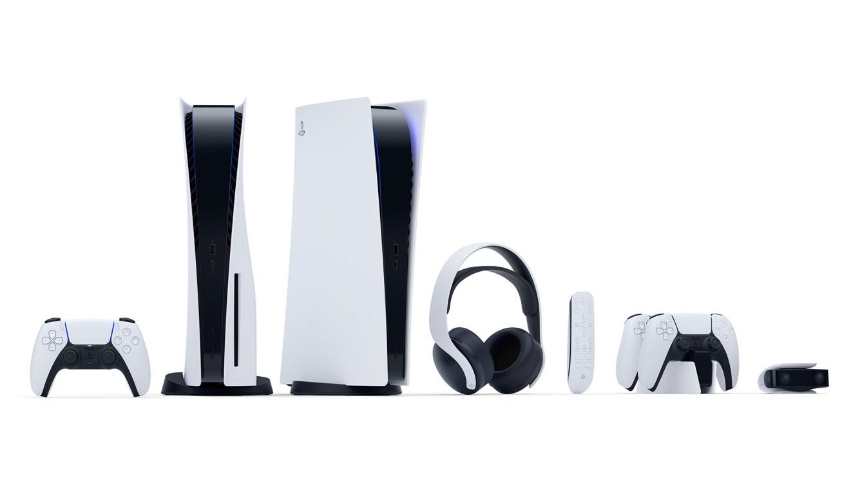 PlayStation 5 Anuncio diseño 5