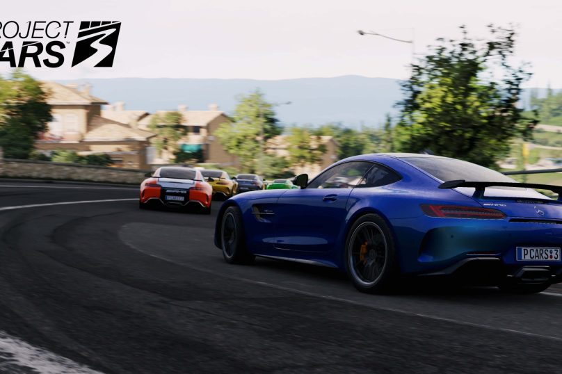 anunciado Project CARS 3