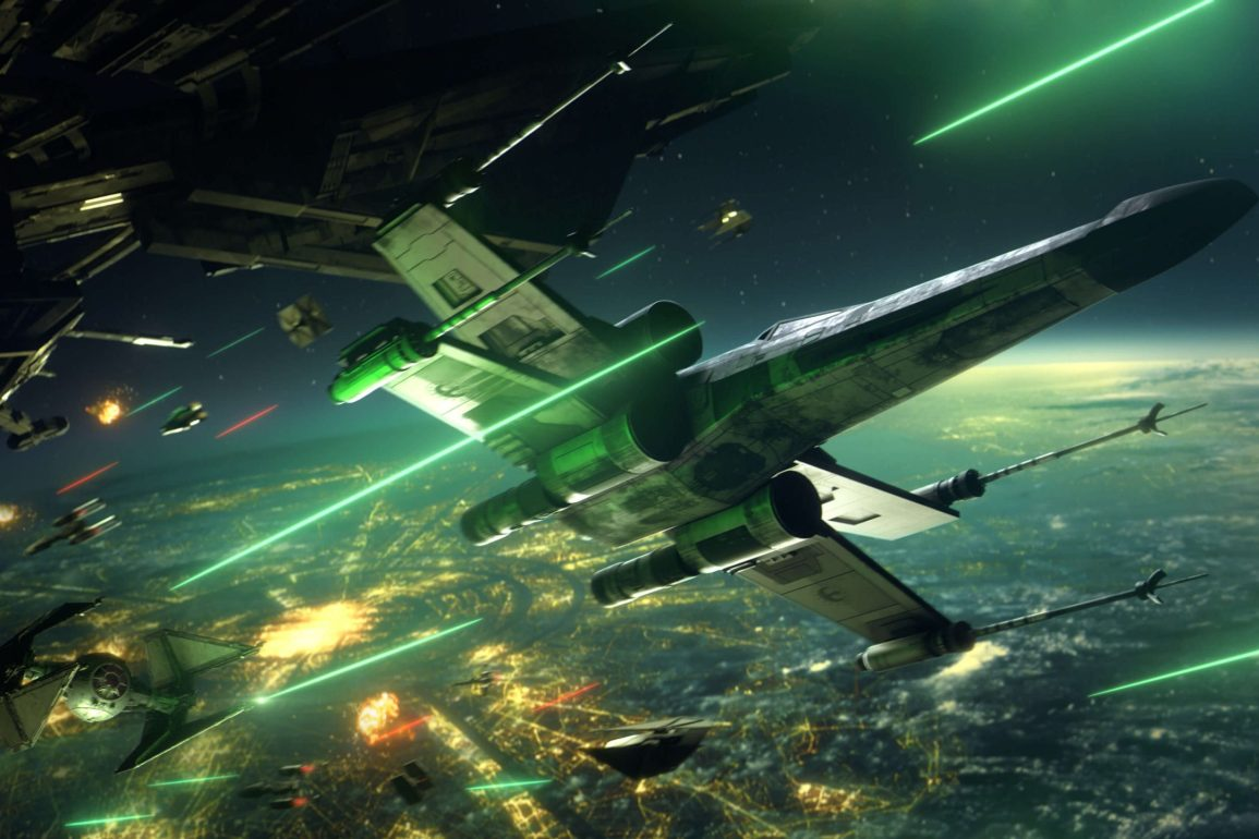 Presentado Star Wars: Squadrons
