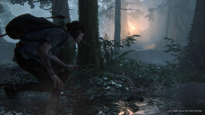 The Last of Us Parte II Especial Carac 2