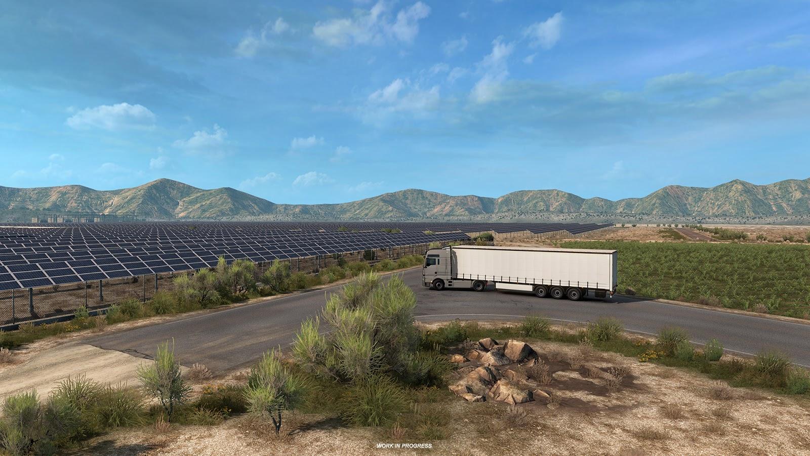 Euro Truck Simulator 2 Iberia Energia 4