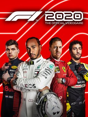 F1 2020 Análisis Cover