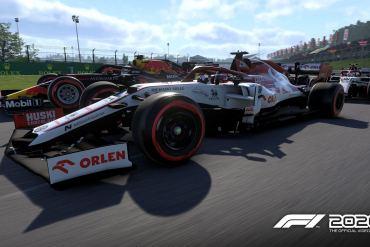 características de F1 2020