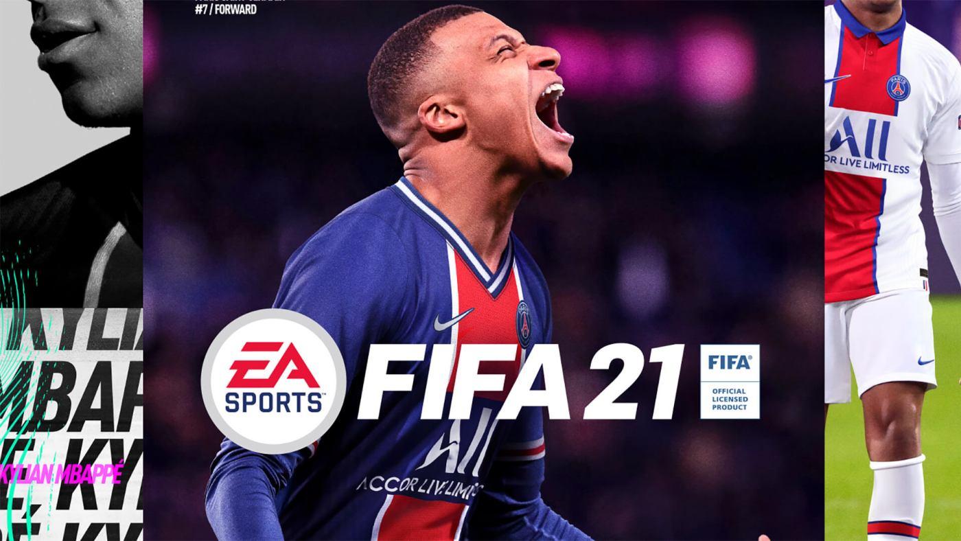 FIFA 21 Kylian Mbappe