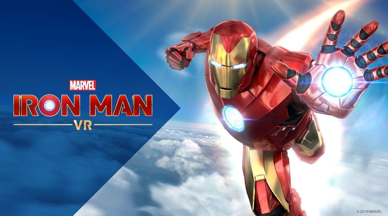 lanzamiento Marvel's Iron Man