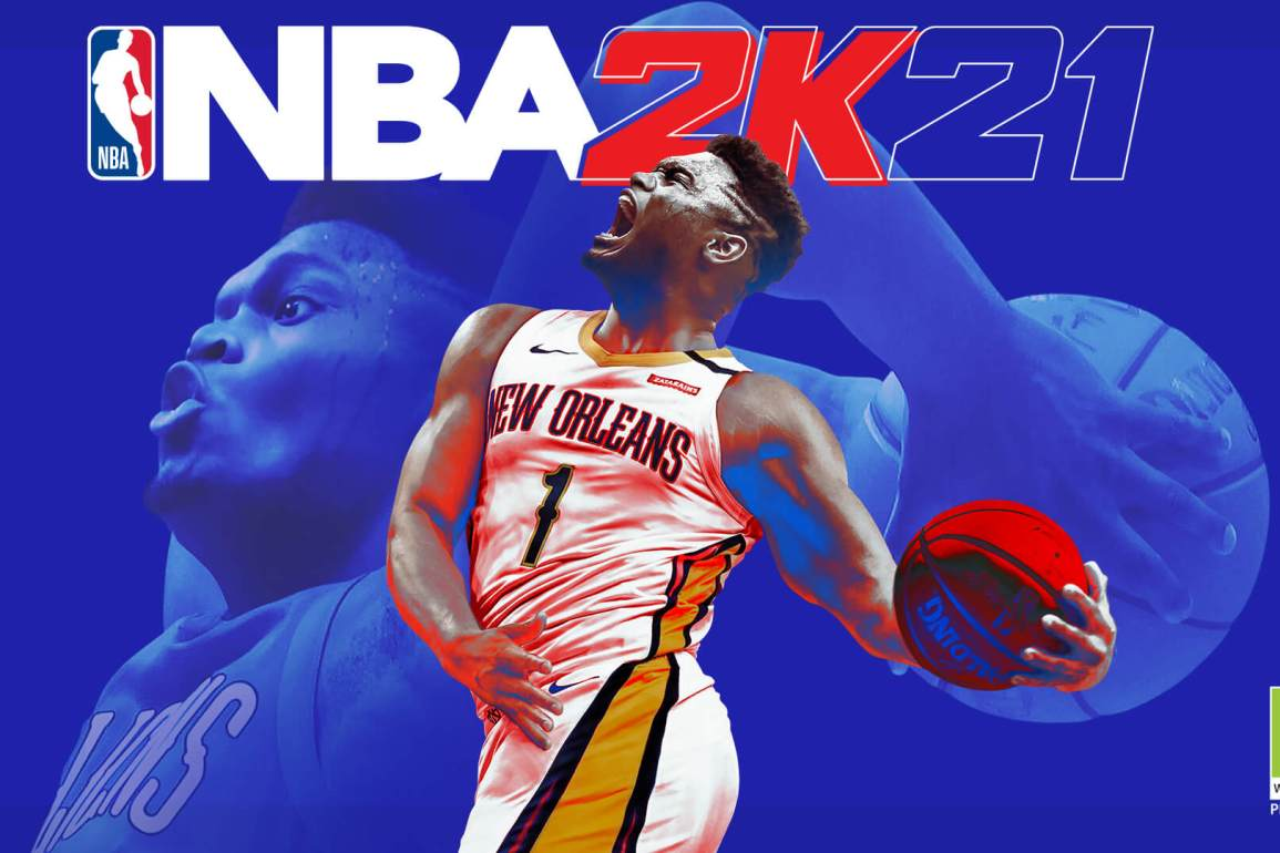 Zion Williamson nba 2k21