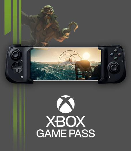 Razer Kishi para Android Xbox Anuncio 2