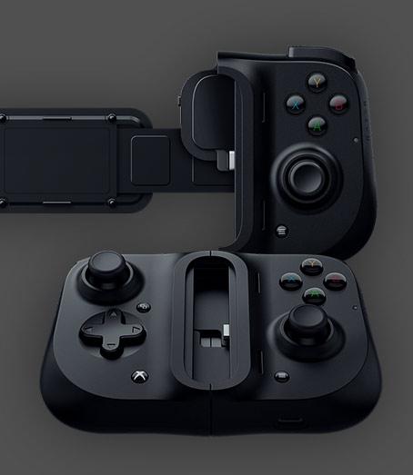 Razer Kishi para Android Xbox Anuncio 3