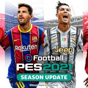 portada eFootball PES 2021