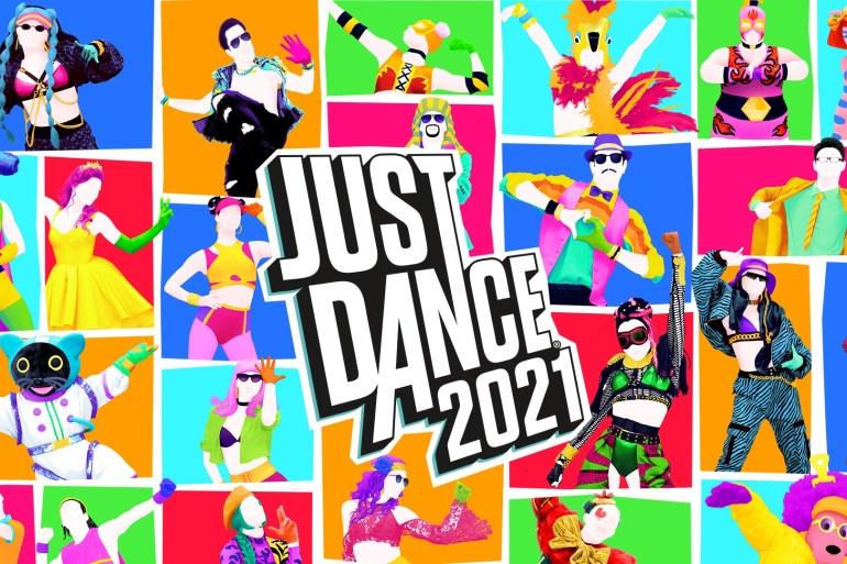 Just Dance 2021 Art