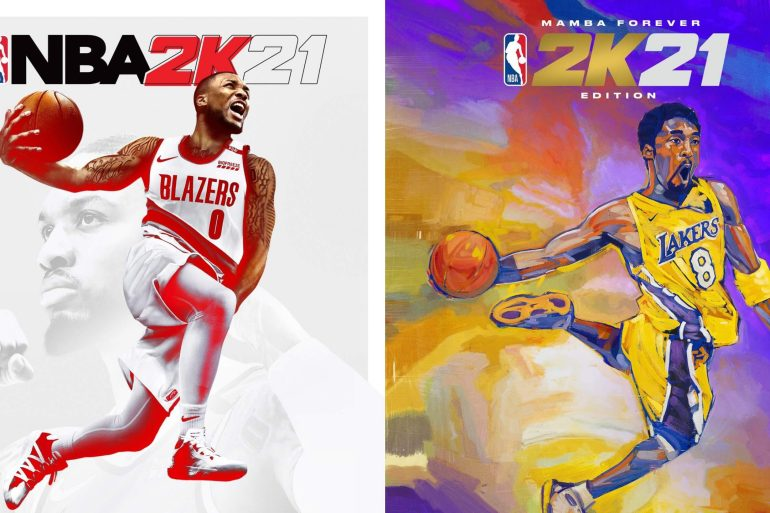 NBA 2K21 Portadas scaled