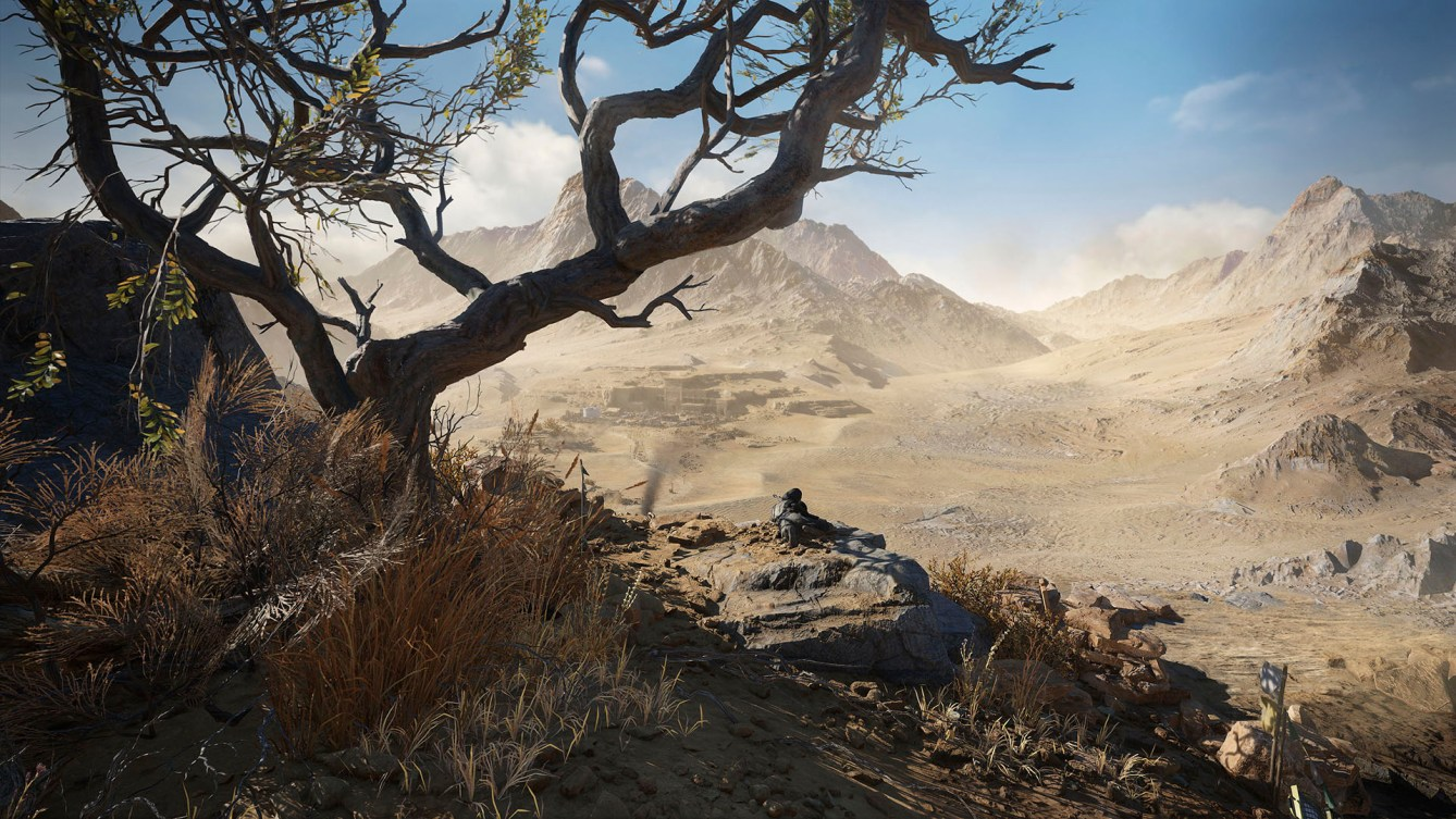 Sniper Ghost Warrior Contracts 2 Avance 2