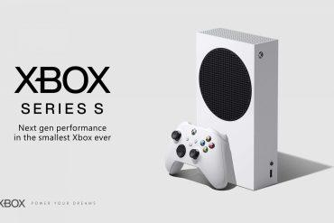 Xbox Series S scaled