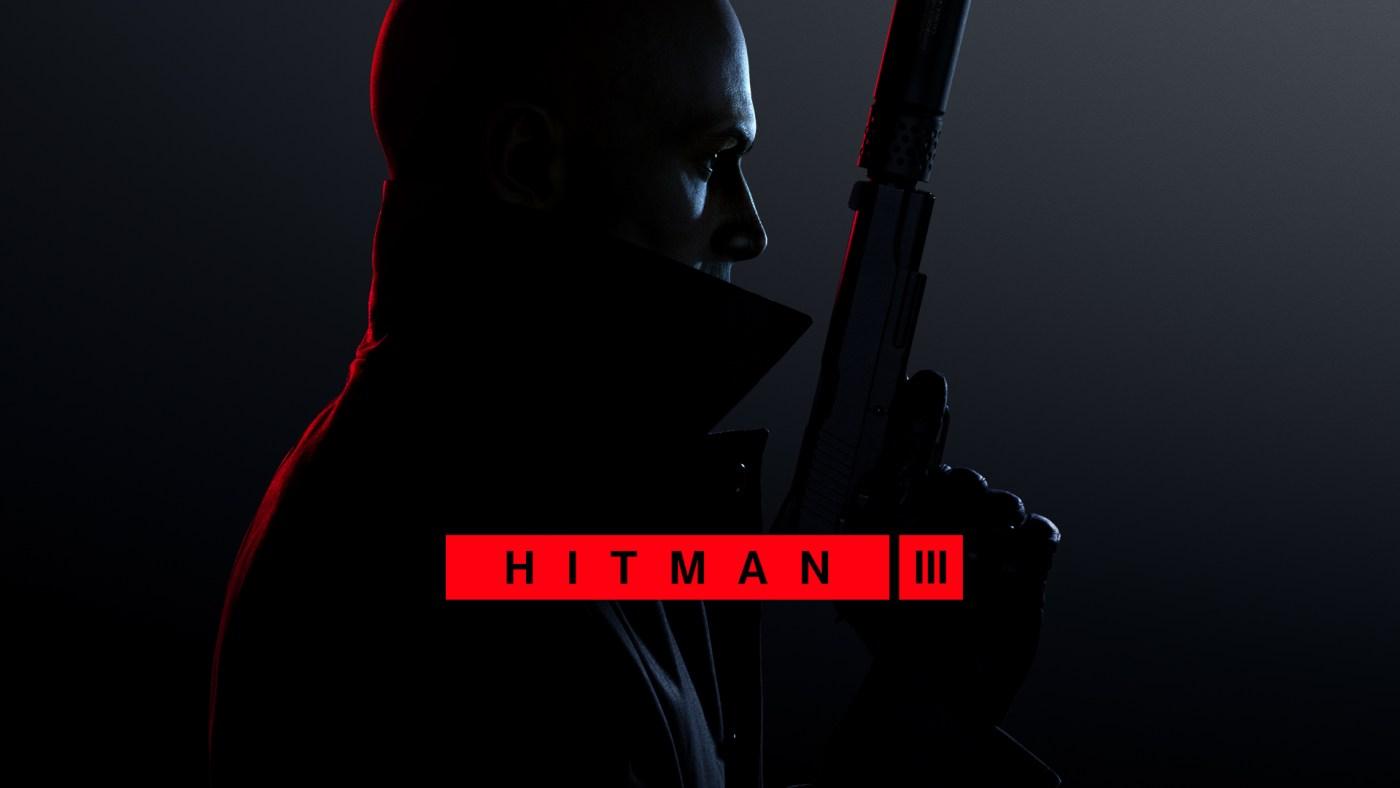 HITMAN 3 ART