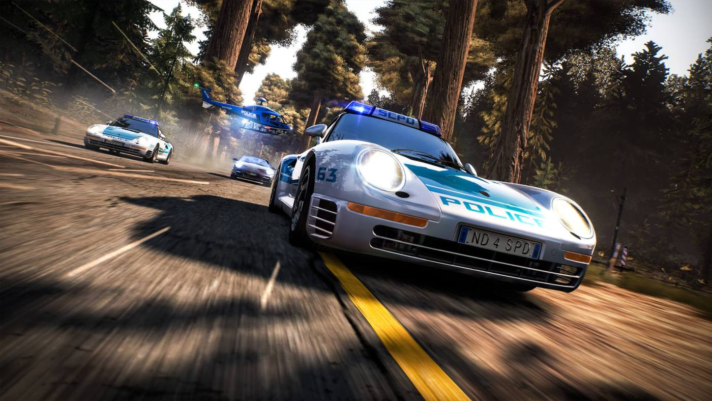 Need for Speed Hot Pursuit Remastered Anuncio 4