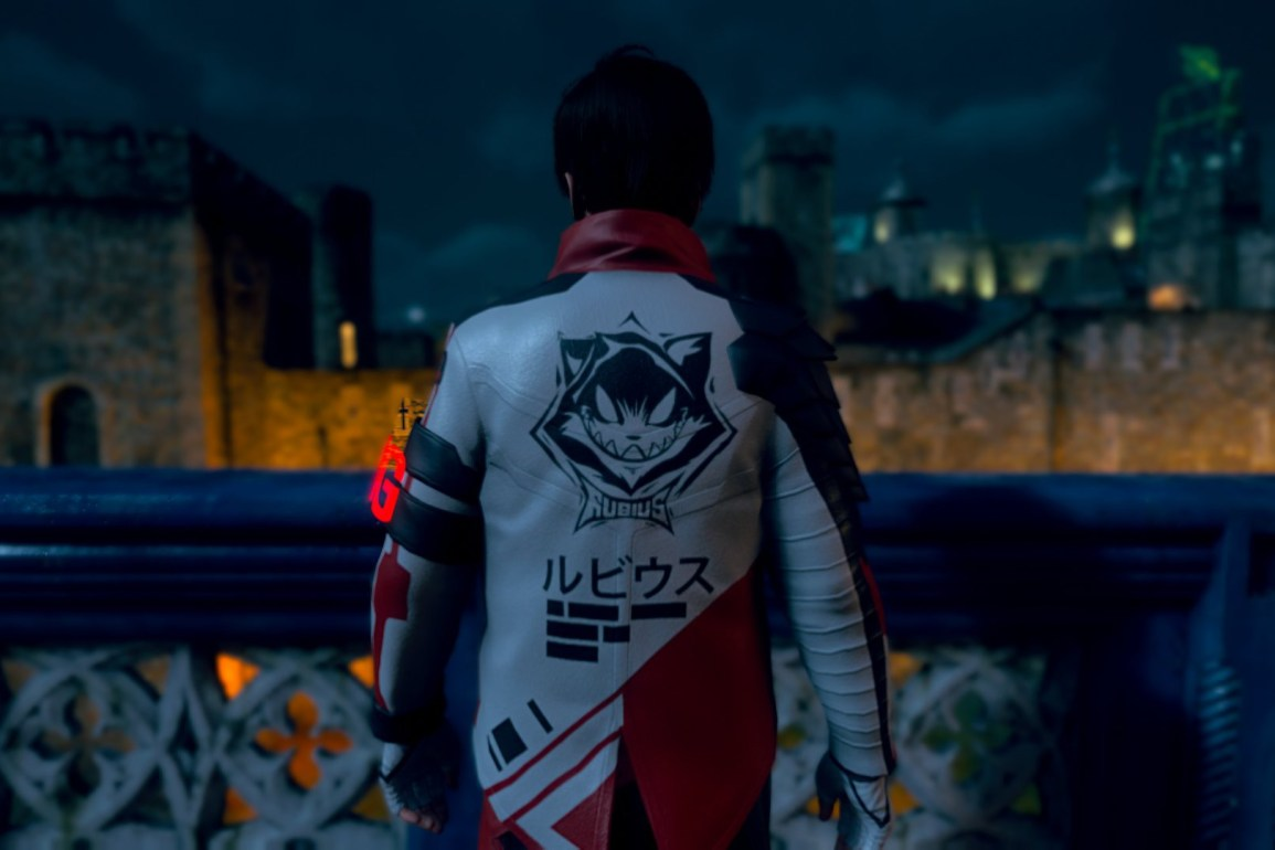 Rubius en Watch Dogs: Legion
