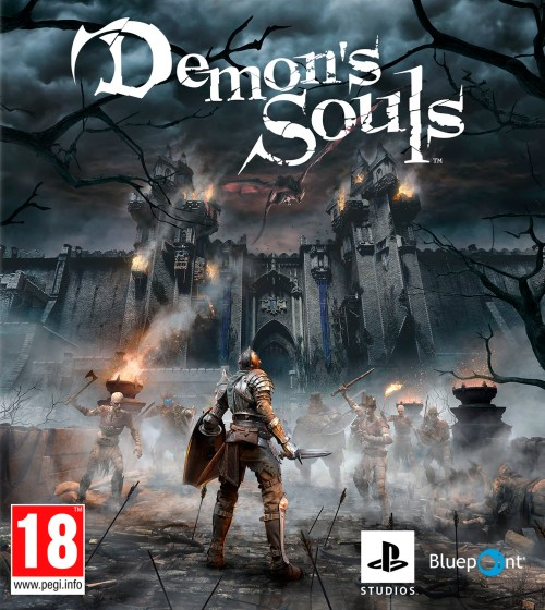 Demons Souls Analisis Cover