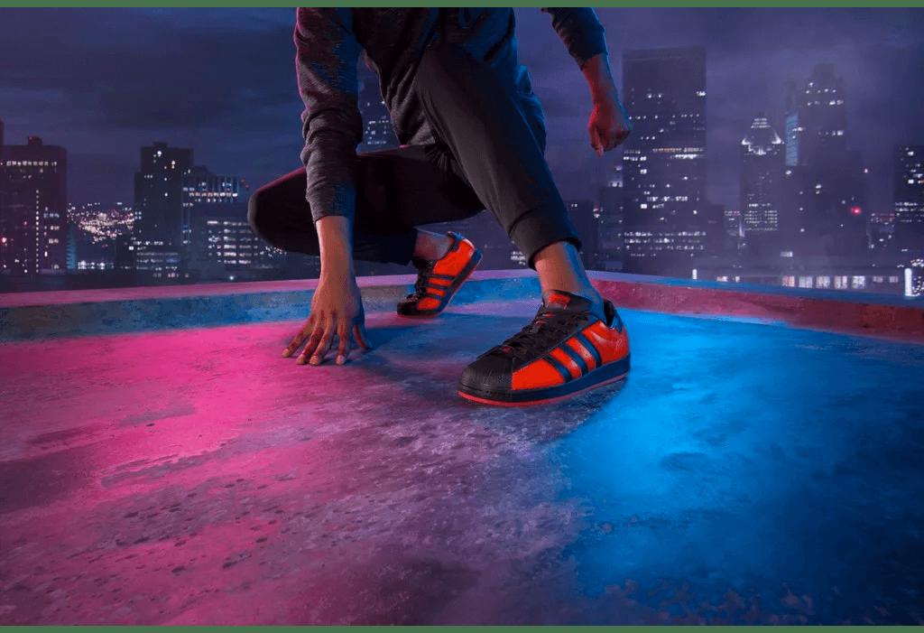 Marvels Spider Man Miles Morales Colaboracion Adidas 1