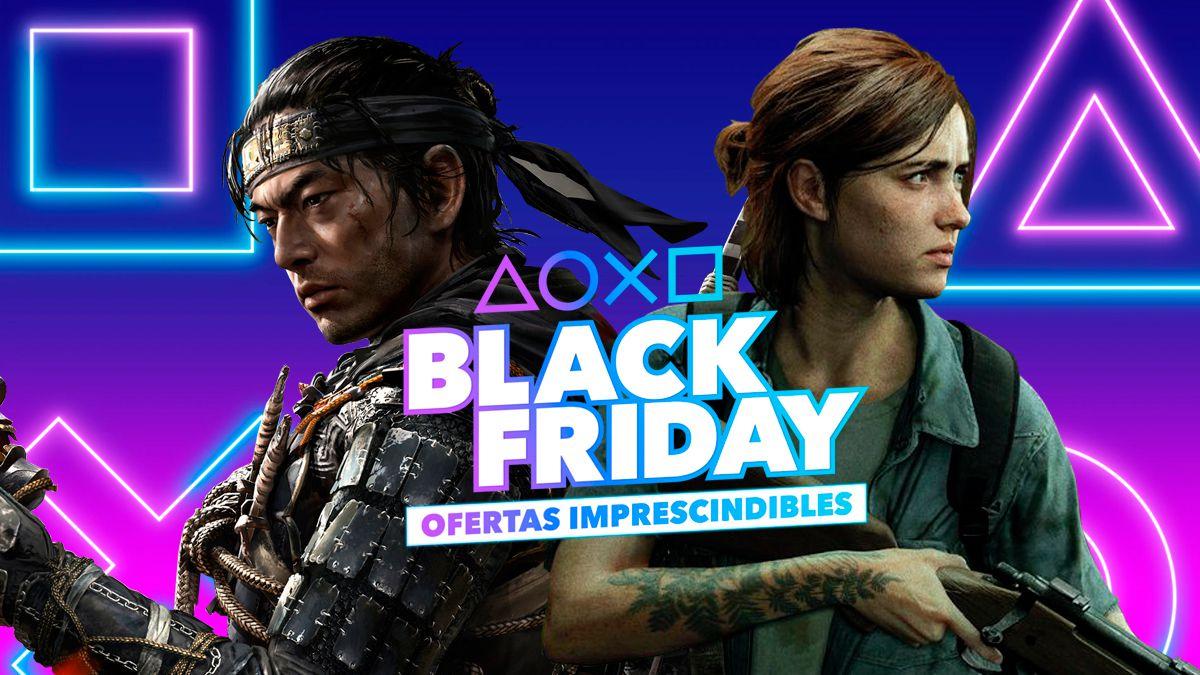 Black Friday 2020 en PlayStation