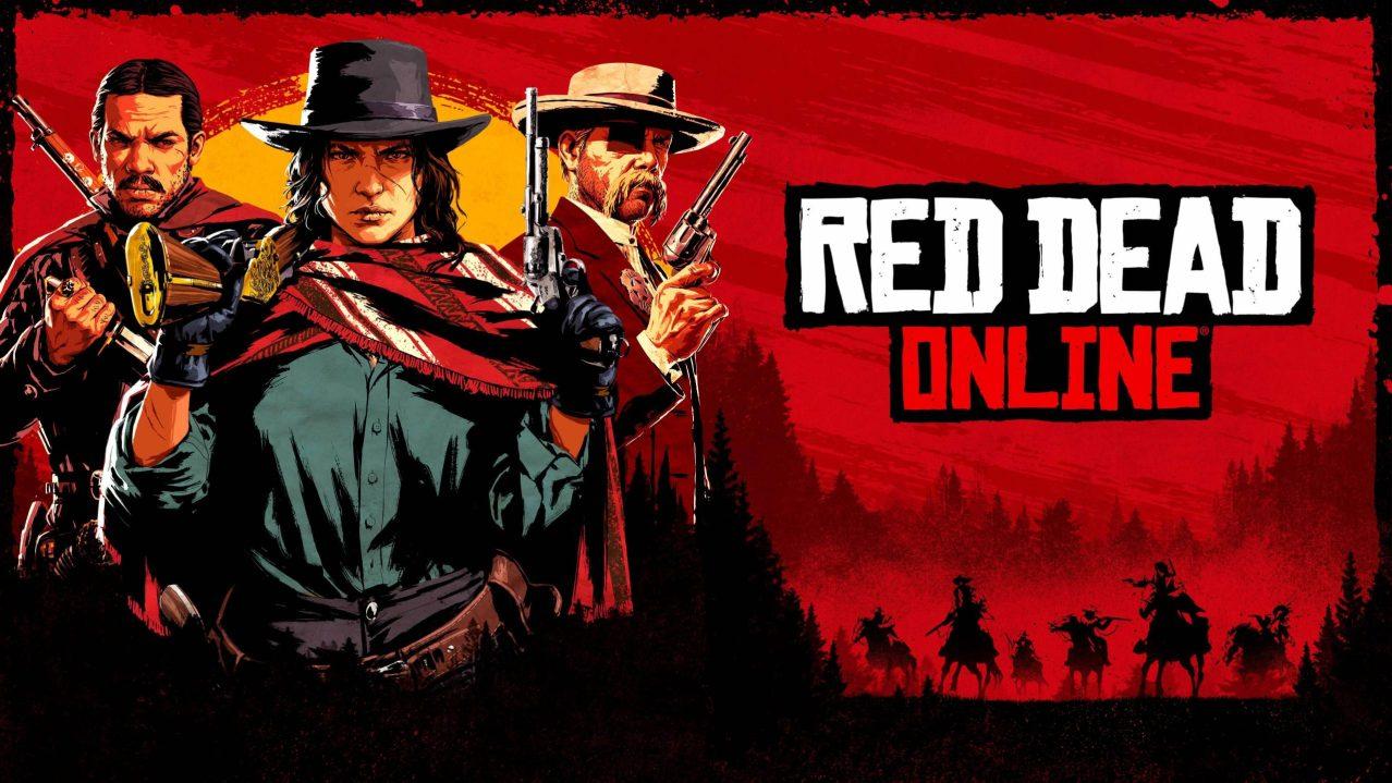 Red Dead Online por separado