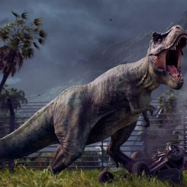 Jurassic World Evolution Art 2021