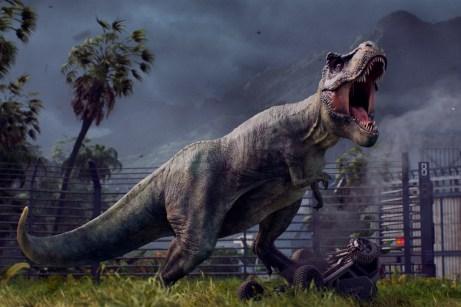Jurassic World Evolution Art 2021