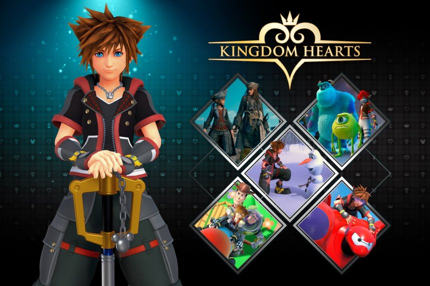 KINGDOM HEARTS III Re Mind DLC