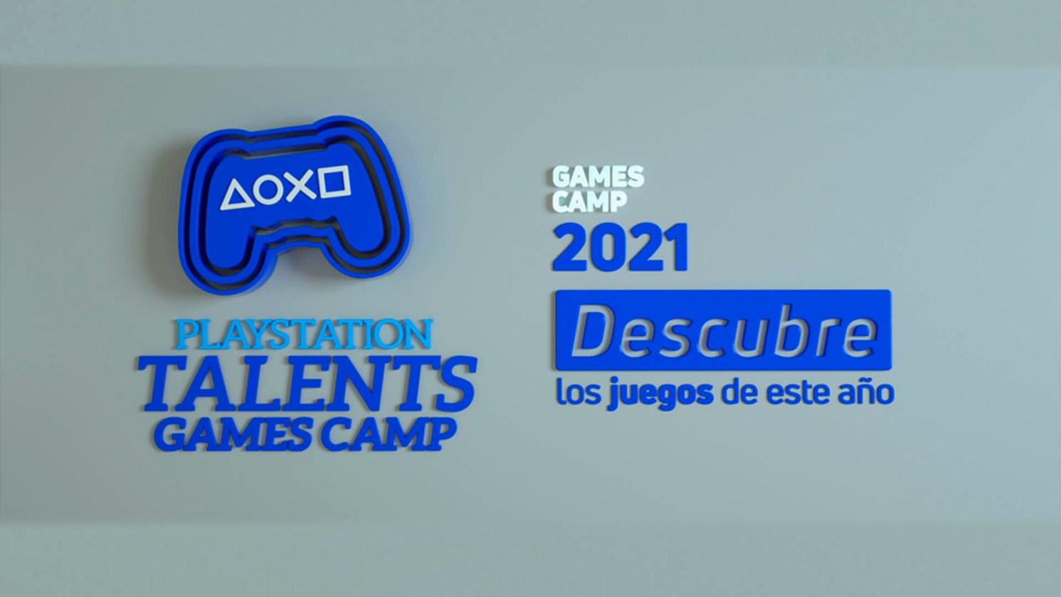 Lanzadera en PlayStation Talents Games Camp 2021