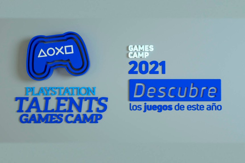 Lanzadera en PlayStation Talents Games Camp 2021