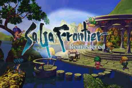 Saga Frontier Remastered Art