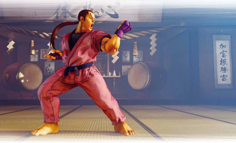 Street Fighter V Temporada 5 1