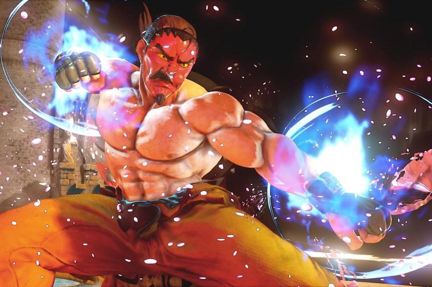 Street Fighter V Temporada 5 2