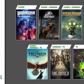 Xbox Game Pass Febrero 2021