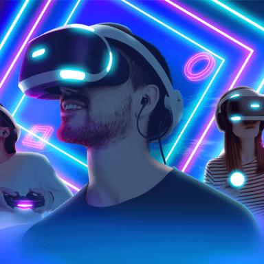 PS VR Evento