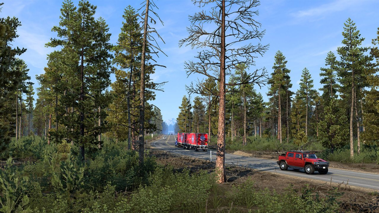 actualización 1.41 de American Truck Simulator