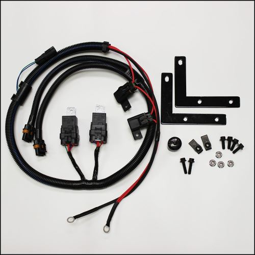 small resolution of 2006 gmc envoy cooling fan wiring diagram i6 trailblazer diy ls1 dual fan conversion kit u2013 pcm of nc inccooling system