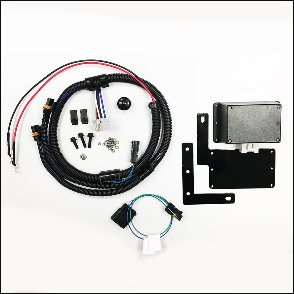 medium resolution of  ls1 fan conversion harness p 030023