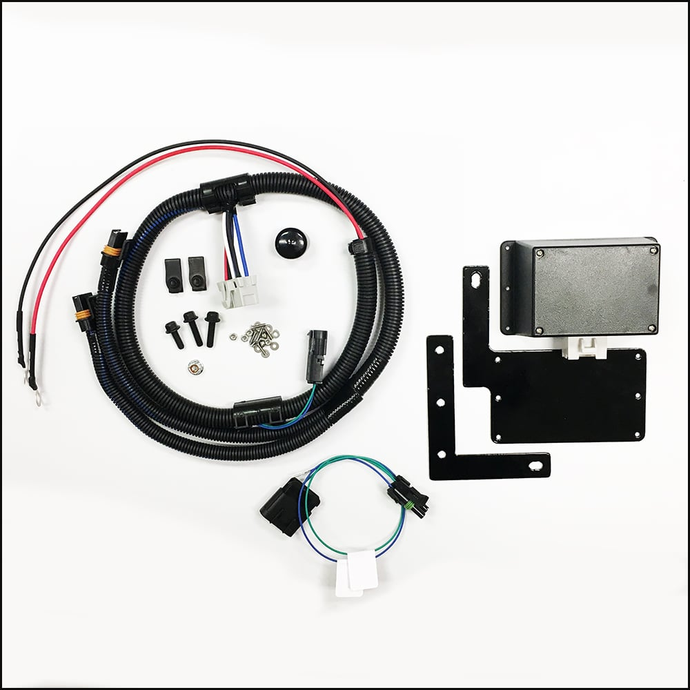 hight resolution of  ls1 fan conversion harness p 030023