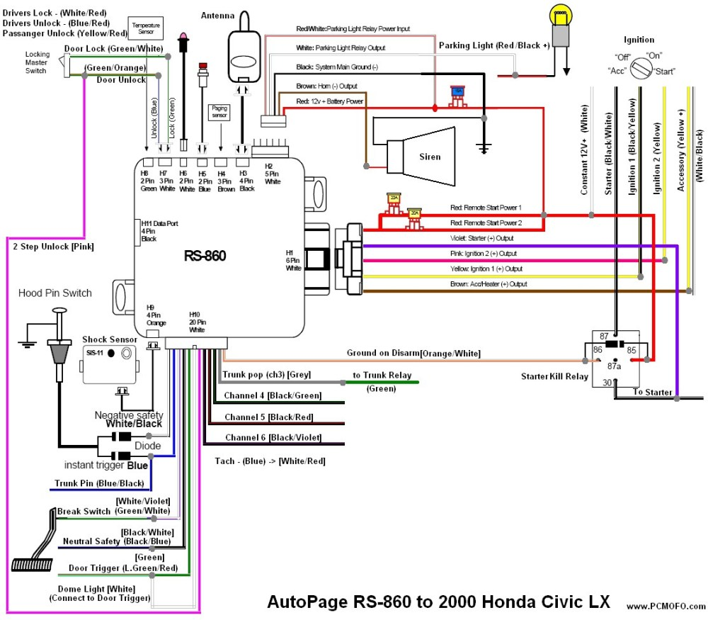 medium resolution of alpine radio wiring diagram 1993 honda accord wiring diagram show 1993 honda accord speaker wiring schematic