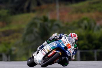 17 GP Malasia 21 22 y 23  de octubre de 2011;  Moto2; m2; M2