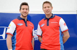 Simon Andrews y Gary Johnson