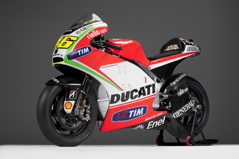 Ducati GP12-009