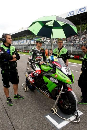 2012 WSBK, Monza, Round 04