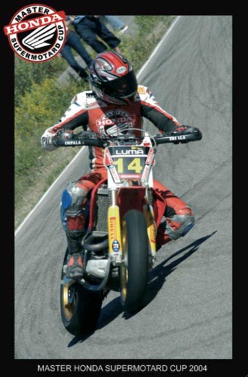 2004 Lascorz Master Honda Supermotard Cup